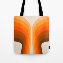 Golden Wing Tote Bag