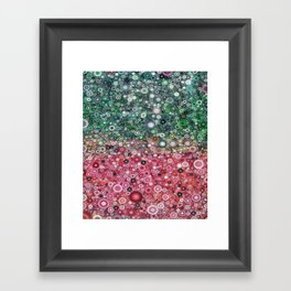 :: Watermelon Glass :: Framed Art Print