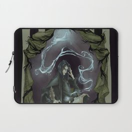 Tragically Ever After: Severus Snape Laptop Sleeve