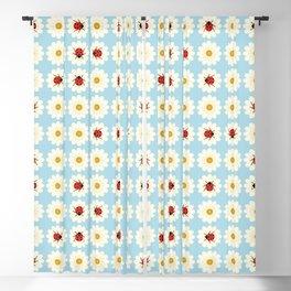 Ladybugs pattern Blackout Curtain