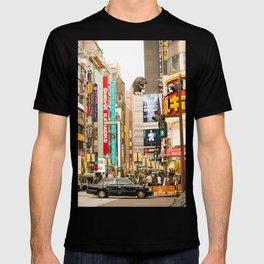 Kabukicho, Shinjuku. T-shirt