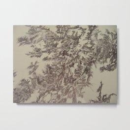 Digital Bunny-Segment 90 Metal Print