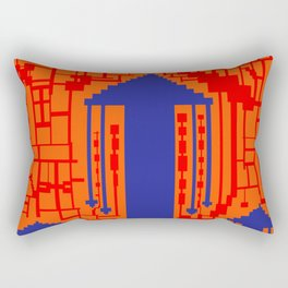 Design by Jack Sparks Rectangular Pillow