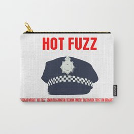Hot Fuzz Movie Poster Carry-All Pouch