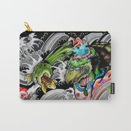 kappa fisher Carry-All Pouch