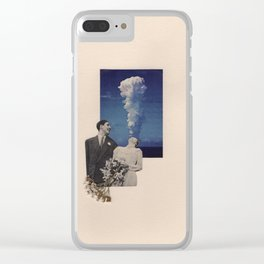 You Blow My Mind Clear iPhone Case
