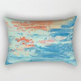 Sun and Sea Rectangular Pillow