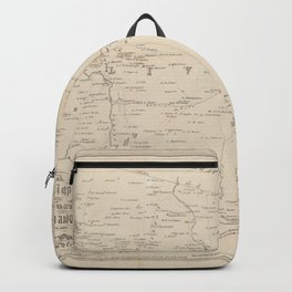 A map of the towns of Livingston, Germantown, and Clermont in the County of Columbia Backpack