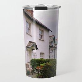 CLOVELLY MAIN STREET NORTH DEVON Travel Mug