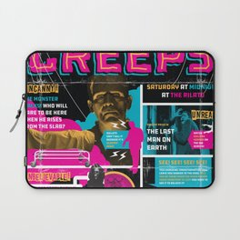Spook Show Tribute Poster 04 Laptop Sleeve