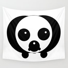 Pup Ellipse Wall Tapestry