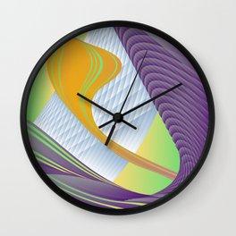 bulb slap Wall Clock