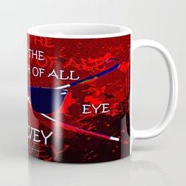 BEWARE ARED - 054 Coffee Mug