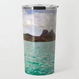 Bora Bora Tahiti, Take Me on a Jet Ski Travel Mug