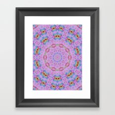 Indian paradise Framed Art Print