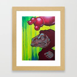 Dino Jr Framed Art Print