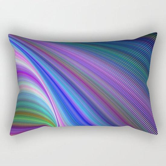 Sink in colors Rectangular Pillow