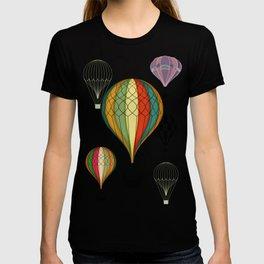 1er vuelo Aerostático en España T-shirt