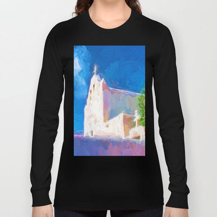 Adobe Church Long Sleeve T-shirt