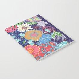 Flower Garden Notebook