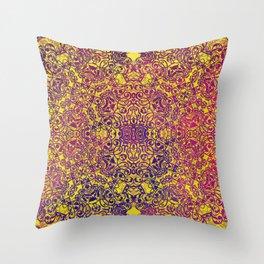 Magic 29 #mandala #magic Throw Pillow