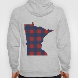 Minnesotans Love Baseball Hoody