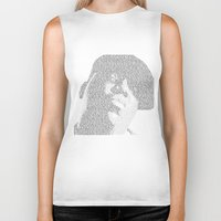 notorious big Biker Tanks featuring Notorious B.I.G. by Ricky Riccardo