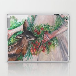 I'm healing with time Laptop & iPad Skin