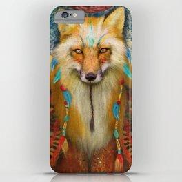 Wise Fox iPhone Case