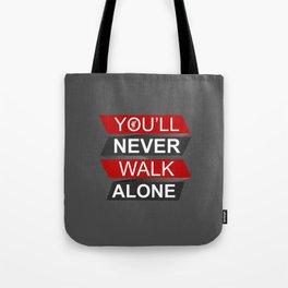 YNWA Liverpool Tote Bag