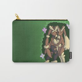 Lopunny and Mega Lopunny Carry-All Pouch