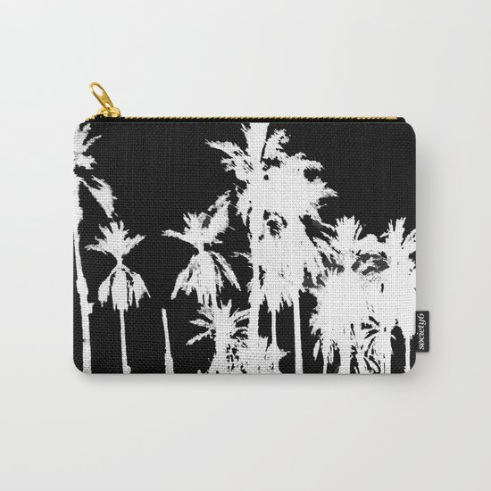 Date Palm Trees 2 Carry-All Pouch