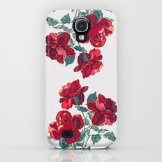 Red Roses Slim Case Galaxy S4