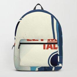 Let ME Do the talking Backpack