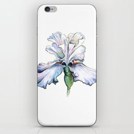 Light Iris iPhone Skin