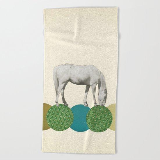 Graze Beach Towel