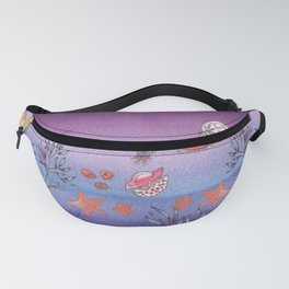 Cool Waves Fanny Pack