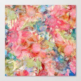 The Smell of Spring Canvas Print