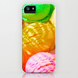 icecreamrock iPhone Case