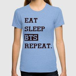 Eat Sleep BTS All ERR Day T-shirt