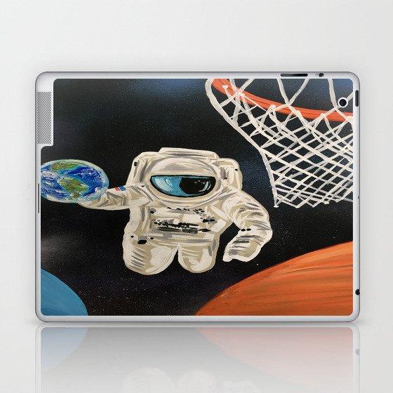 Space Games Laptop & iPad Skin