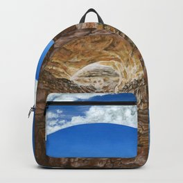 Colorado Flag Polyscape Backpack