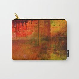 Golden Gate under the mist Carry-All Pouch