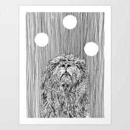 Look Up II Art Print