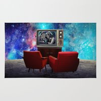 tv Area & Throw Rugs featuring Television by Cs025