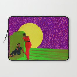 Midnight Chat Laptop Sleeve
