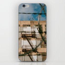Historic Lawrence Warehouse iPhone Skin