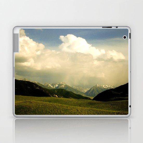 Vast Laptop & iPad Skin