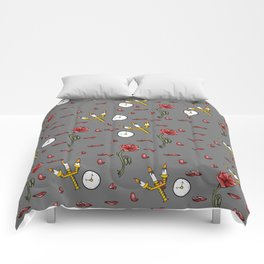 Beauty within the Beast Comforters