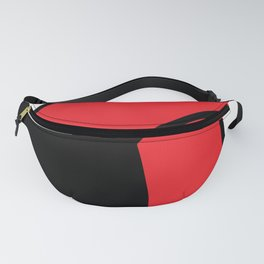 Volleyball Game  - Red Fanny Pack